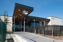 Brimmond School - Entrance Canopy