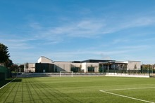 Brimmond School from Sports Pitch