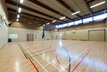 Brimmond School - Sports Hall