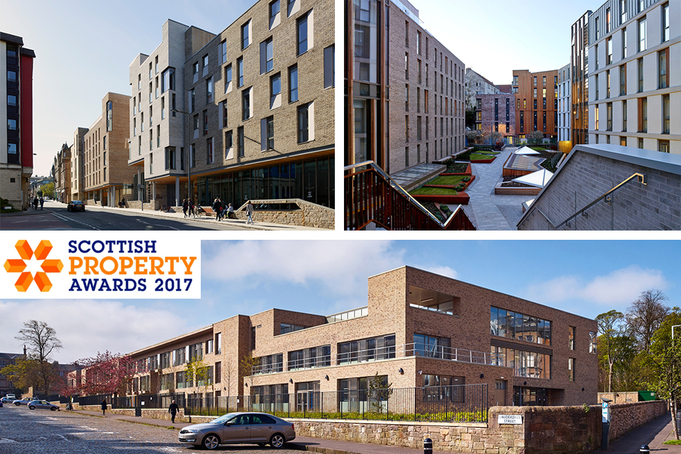 Multiple Shortlisting for jmarchitects at Scottish Property Awards