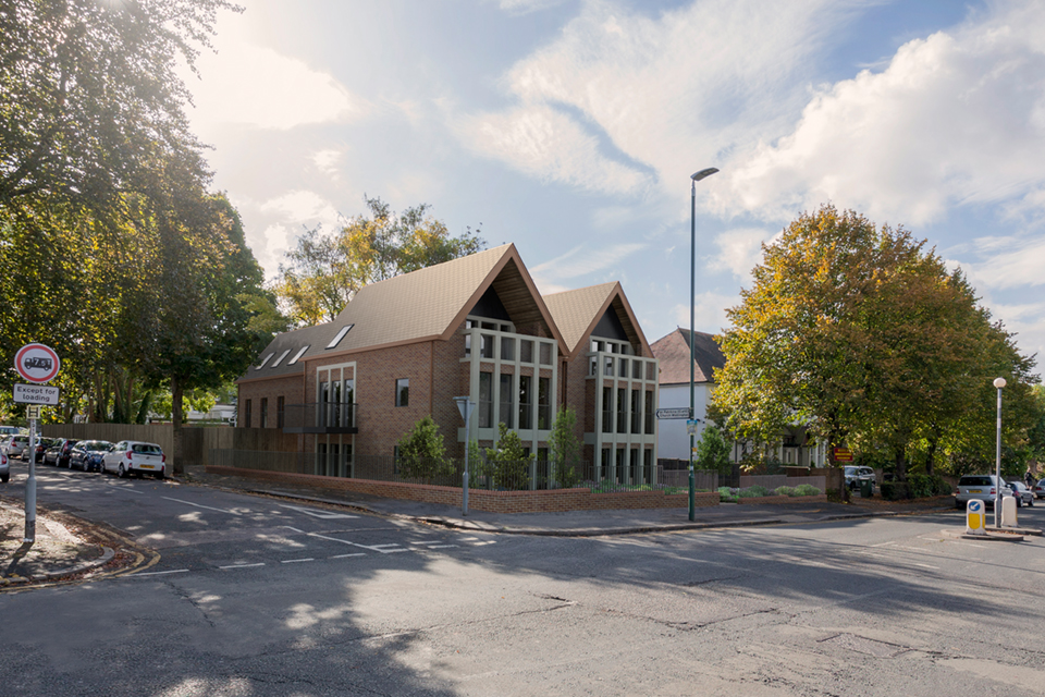 Planning Approval for New Apartments in Leafy London Borough