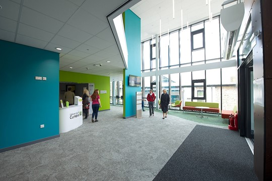Sentamu Teaching Block, University of Cumbria
