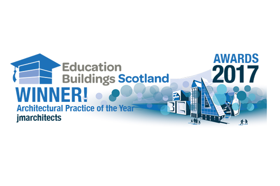 Success at Education Buildings Scotland Awards
