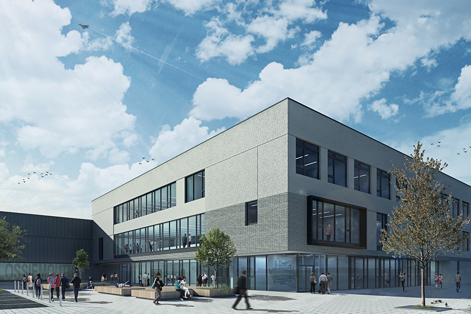 Planning Approval for Lossiemouth Learning Centre