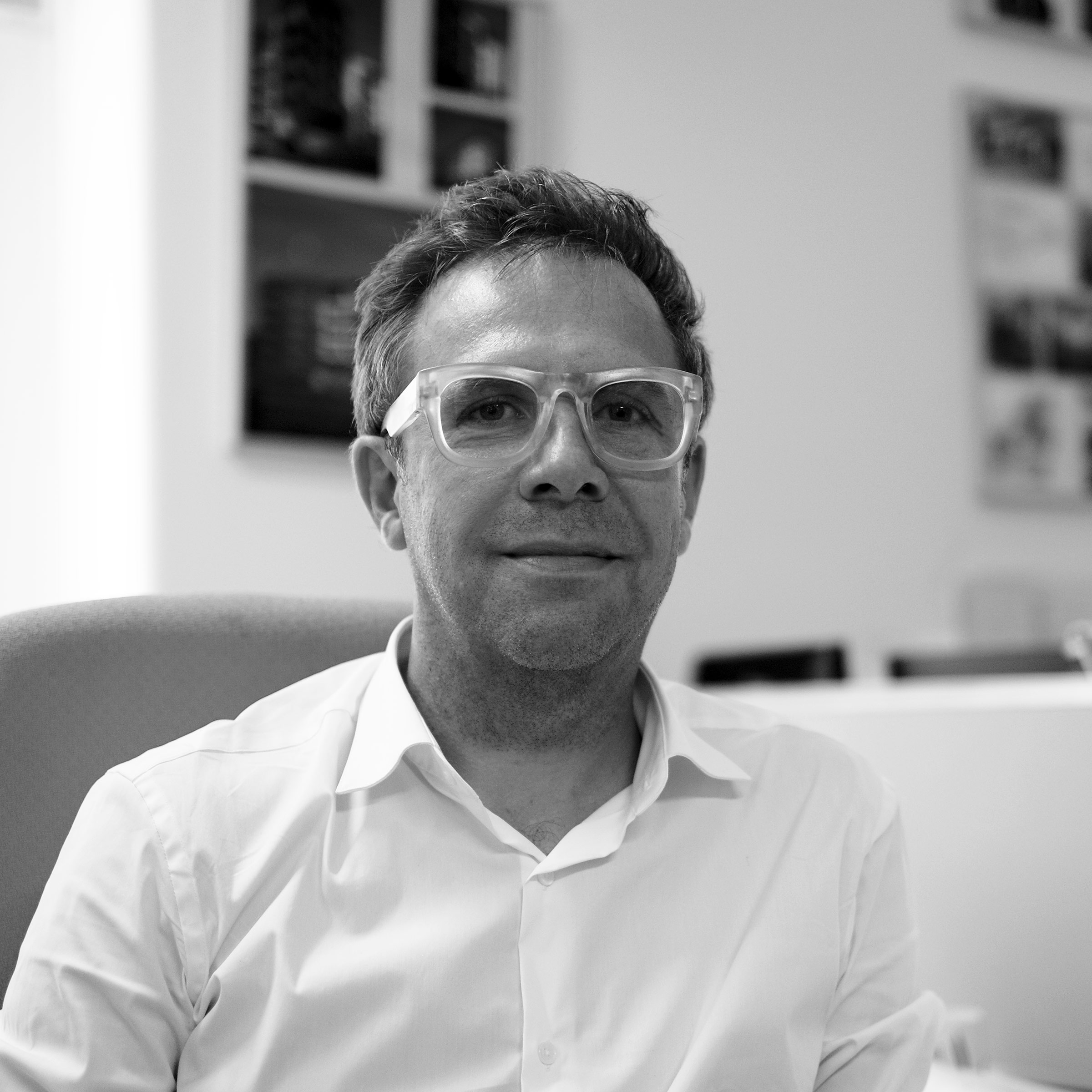 jmarchitects welcomes new Director Juan Piñol to the London Studio