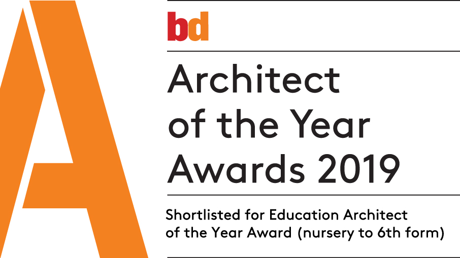 jmarchitects shortlisted as Education Architect of the Year