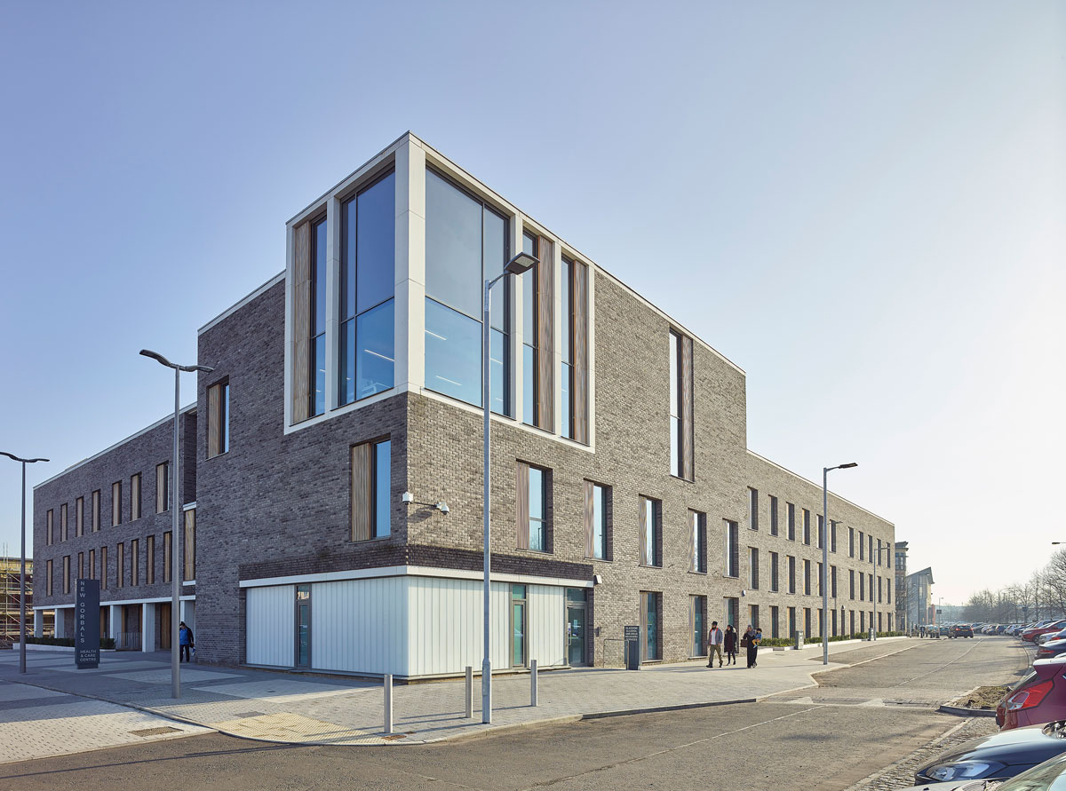 The New Gorbals Health & Care Centre wins HFS 2019 Award!