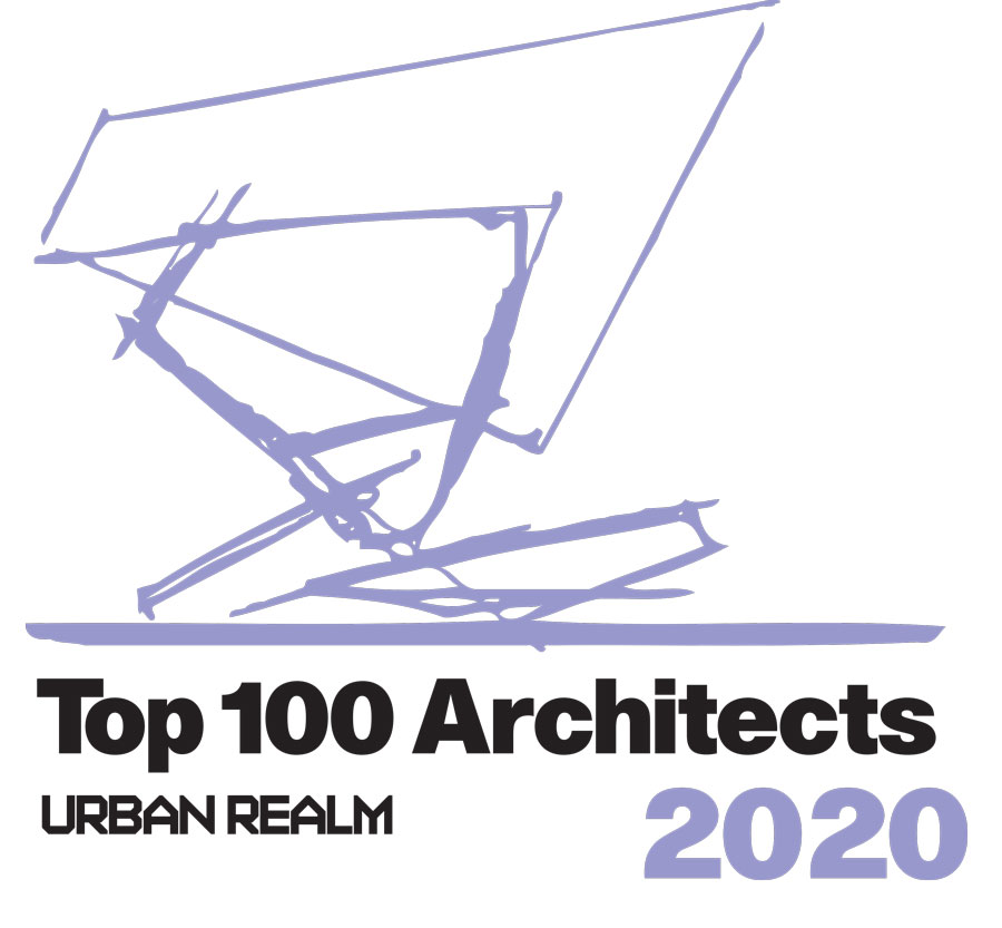 #2 Ranking for Urban Realm Top 100