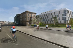 Planning is submitted for Customs House, Dundee