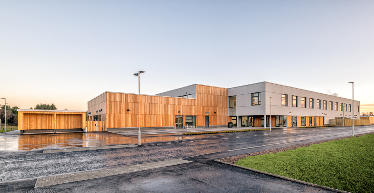 Linkwood Primary School Reaches Practical Completion