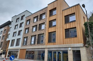 Calton Road Student Accommodation nears completion